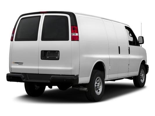 2017 Chevy Express >> 2017 Chevrolet Express Cargo Van 2500 Rwd 135