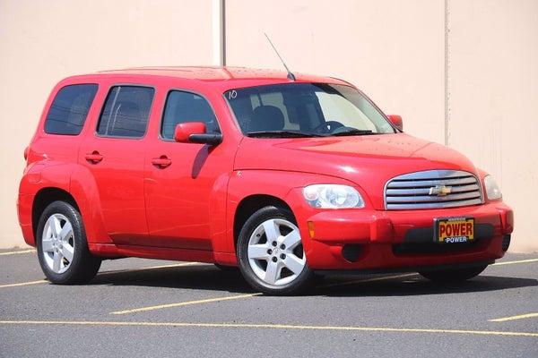 2010 Chevrolet Hhr Lt W 1lt Albany Or Corvallis Salem Lebanon